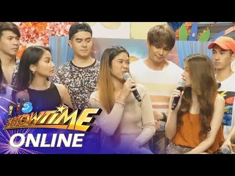 It's Showtime Online: Ara Mae Eva wants to be an engineer