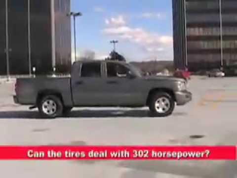 2008 Dodge Dakota pickup truck review