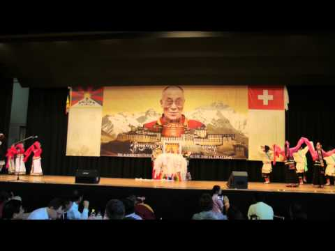 HH THE DALAI LAMA'S 77 BIRTHDAY 2012 THONGKAR LUGAR ASSOCIATION