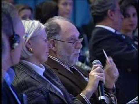 Davos Annual Meeting 2006 - Global Risks 2006 (German)