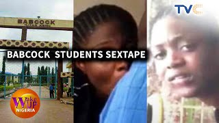 Babcock Students In Leaked Sextape, Why They were Expelled
