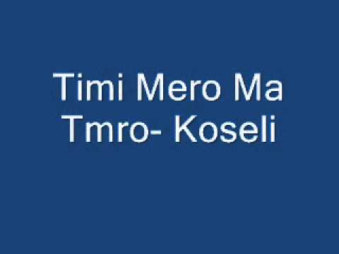 Timi mero ma timro by Danny Denzongpa and Asha Bhosle