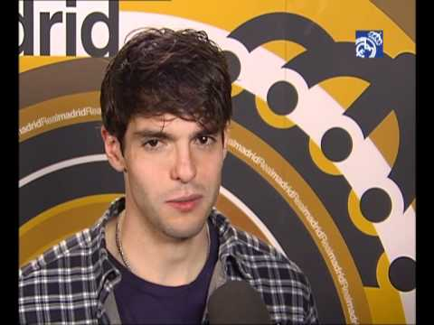 Real Madrid 5-0 Espanyol: Kaka mixed zone interview