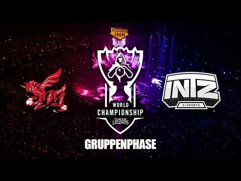 ahq e-Sports Club vs. INTZ e-Sports - Gruppe C, World Championships 2016