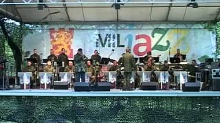 Savo Military Big Band feat  Randy Brecker   Strap Hanging mpg   YouTube 360p]