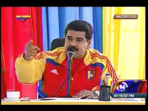 Maduro: Fedecámaras, no hay más dólares para ustedes