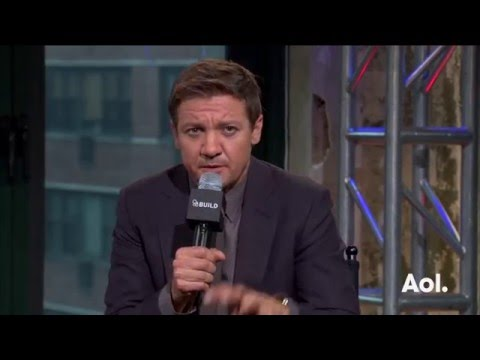 "Jeremy Renner On ""Captain America: Civil War"" | AOL BUILD"