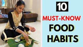 10 Healthy Eating Habits you must adopt in Pregnancy | Food habits suggested by Ayurveda