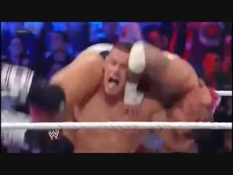Top Ten Wwe Matches Of 2012 video