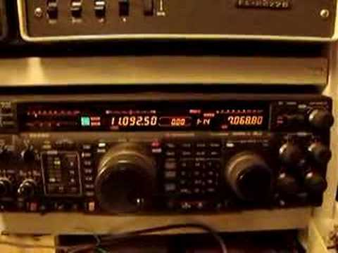 Radio St Helena 15-12-2007 to New zeland