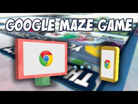 Chrome World Wide Maze - Yogscast.com