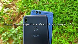 Asus Zenfone Max Pro vs Honor 7x /Camera Battle