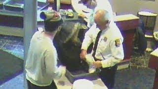 Cops Assault Man Paying Parking Ticket (VIDEO)