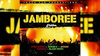 Jamboree Riddim Mix (2019) Vybz Kartel,Shane O,Javada & More (Fresh Air Prod)
