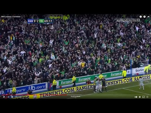 Neil Lennon v zombies