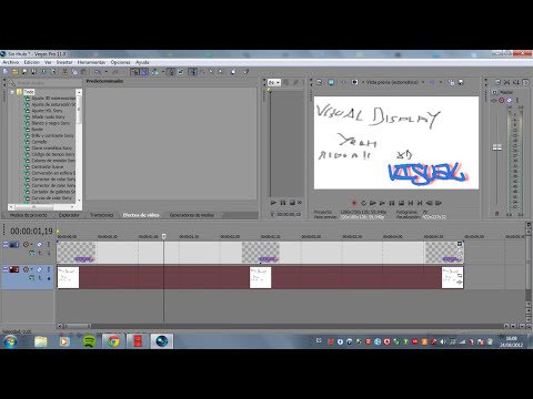 Tutorial | Sony vegas pro 11 |Edición de texto + Descripcion