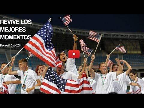 Resumen Donosti Cup 2014