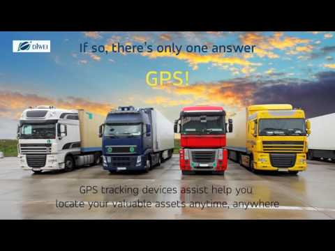 Diwei TK116 – The Perfect GPS Tracker for your Car