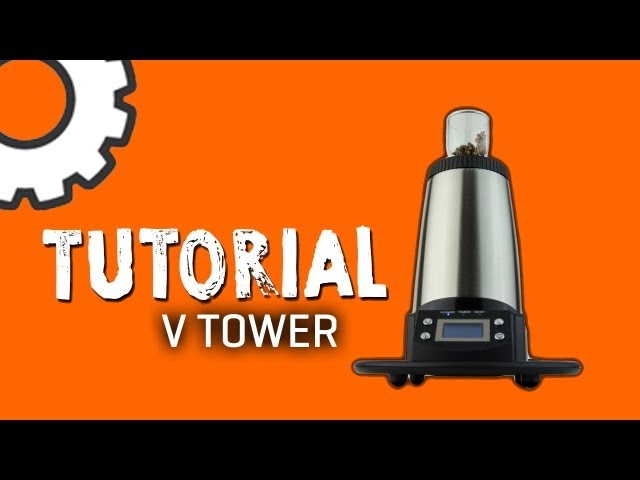 Arizer V Tower Vaporizer - Tutorial - TorontoV TV (HD)