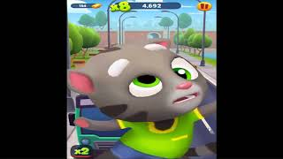 Talking Tom Gold Run - Funny Kid Game Video For Children - android app