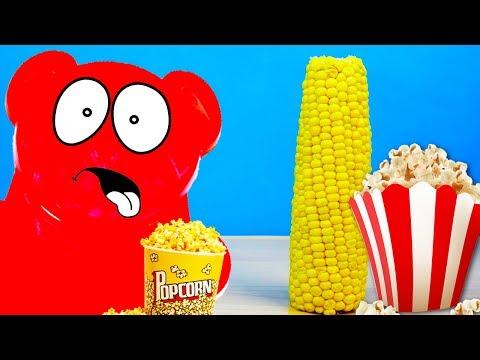 Popcorn for the Iron Bear VALERY