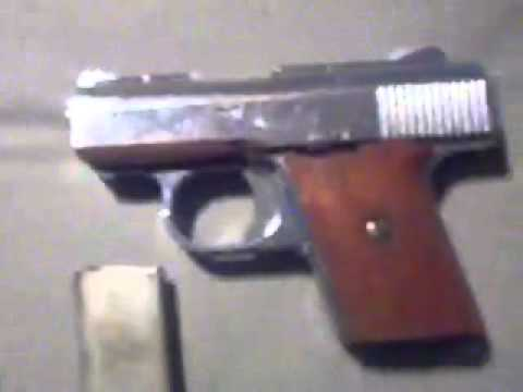 RAVEN ARMS 25. AUTO PISTOL MODEL MP-25