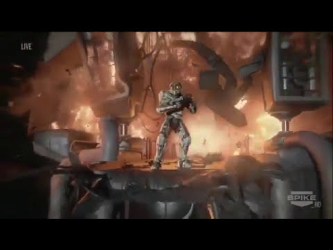 E3 2011- Microsoft Press Conference- Halo 4 - Announcement Trailer
