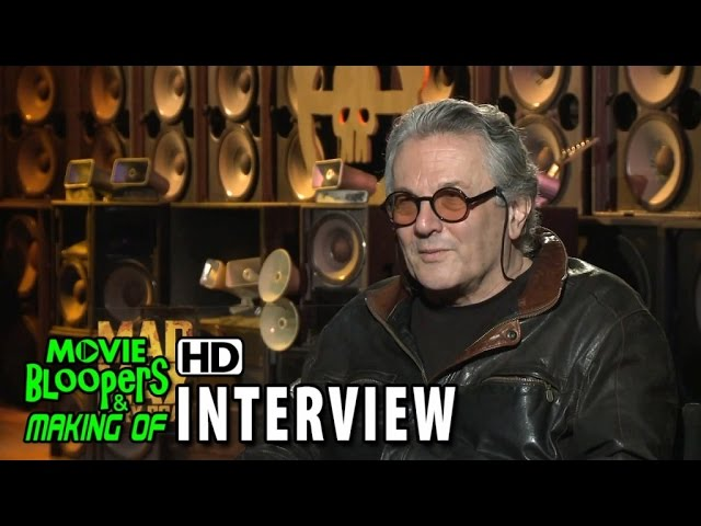 Mad Max: Fury Road (2015) Official Movie Interview - George Miller (Director)