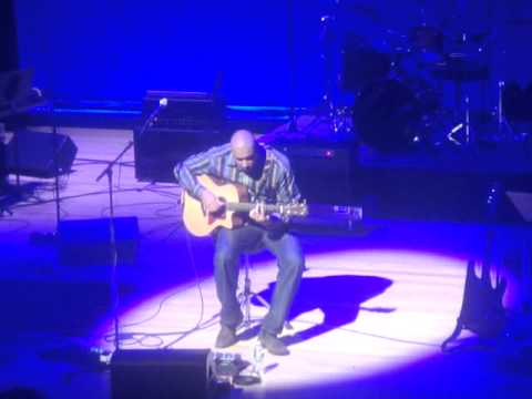Bernie Williams ~ Take me out to the Ballgame (Live @ Madison Theatre)