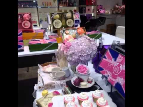 The Body Shop Malaysia 2015 Mother's Day Event