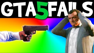GTA 5 FAILS – EP. 6 (Funny moments compilation online Grand theft Auto V Gameplay)