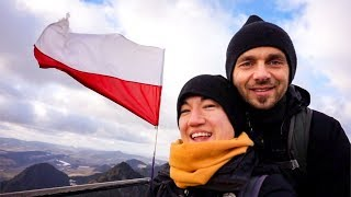 Three Years Travelling Abroad 20 Countries Trzy Korony Hike Poland