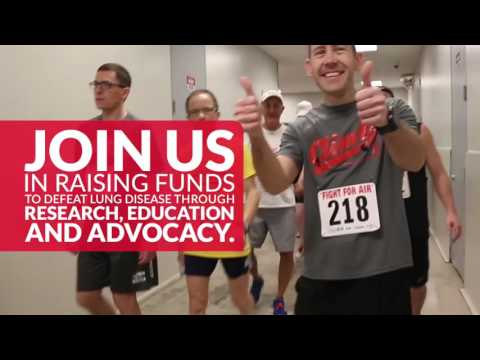 Step up to the Challenge: Fight for Air Climb