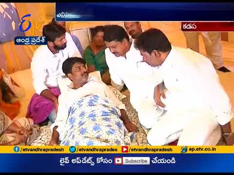 MP Ramesh Indefinite Hunger Stir | Enters 8th Day  | A Report