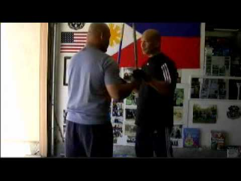 Applied Eskrima, Beginners Basic Strikes