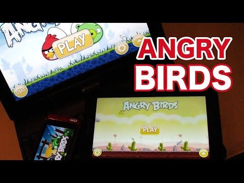 Video Description: Angry Birds Go! is a downhill racing game set on a