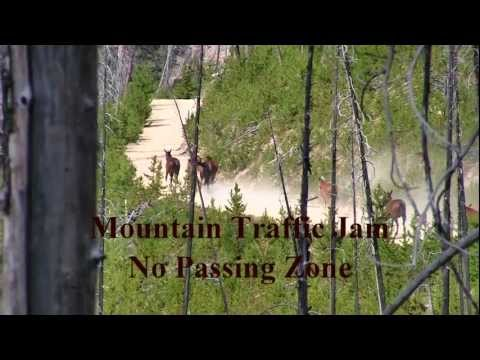 Downhill from Hell's Half Acre Video