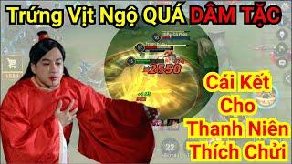 Liên Quân Mobile - TRỨNG VỊT NGỘ QUÁ đi Rừng Bá Đạo - Bạn Muốn Best Wukong Hãy Xem Clip Này