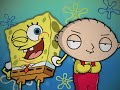 Stewie Griffin vs Spongebob Squarepants - Epic Rap Battles of Cartoons #5