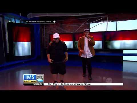 Penampilan Saykoji Feat. Umbu Kambor menyanyikan lagu Presiden Impian - IMS