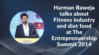 Harman Baweja talks about Fitness