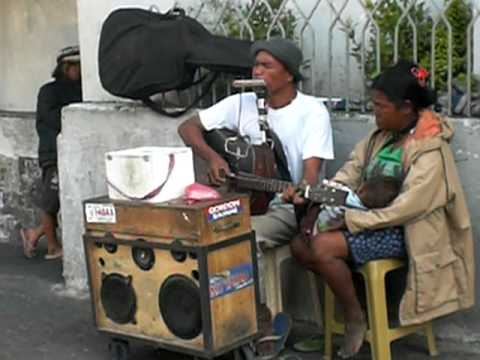 Pinoys Got the Best Talent - Mang Tomy (Lift Up Your Hands II)