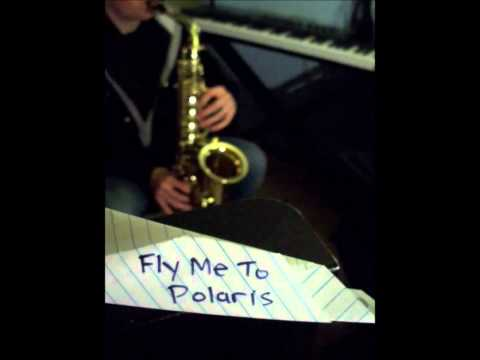Fly Me To Polaris - Alto Sax (cover) video