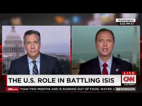 Rep. Schiff Discusses Threat from ISIL and Russian Aggression Against Ukraine on CNN