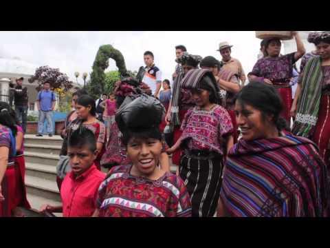 Santa María Nebaj, Guatemala. Ríos Montt: un año en la impunidad.