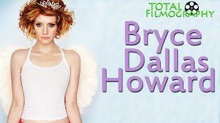 Bryce Dallas Howard | EVERY movie thru the years | Total Filmography | Jurassic World Black Mirror
