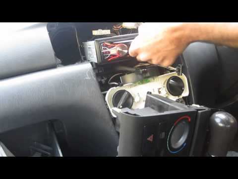 Replacing My Car Stereo - JVC KD-R431