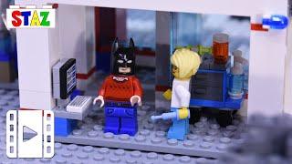 LEGO Batman's Hospital Inspection 🚑 - City Mini Movie