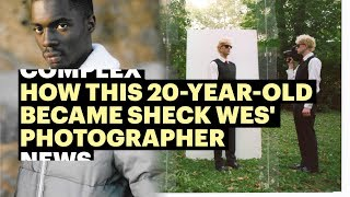 This 20-Year-Old Became Sheck Wes