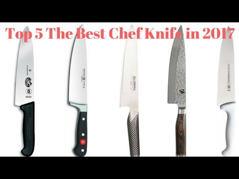Top 5 The Best Chef Knife in 2017   Best Chef Knife Review